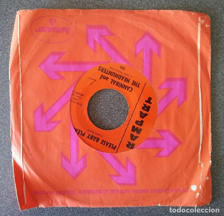 Discos de vinilo: Cannibal and the Headhunters Please Baby Please - Foto 3 - 145697210