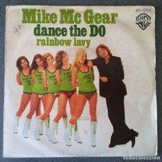 Discos de vinilo: MIKE MC GEAR DANCE THE DO. Lote 145700654
