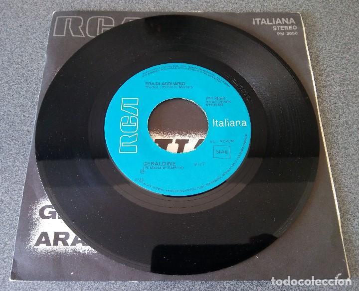 Discos de vinilo: Era Di Acquario Geraldine - Foto 2 - 145702418