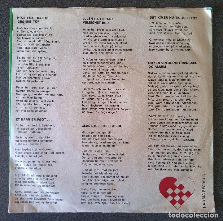 Discos de vinilo: Juleplade - Foto 2 - 145707218
