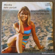 Discos de vinilo: FERDY BLASER SEXTETT MONIKA KEHR ZURÜCK. Lote 145712990