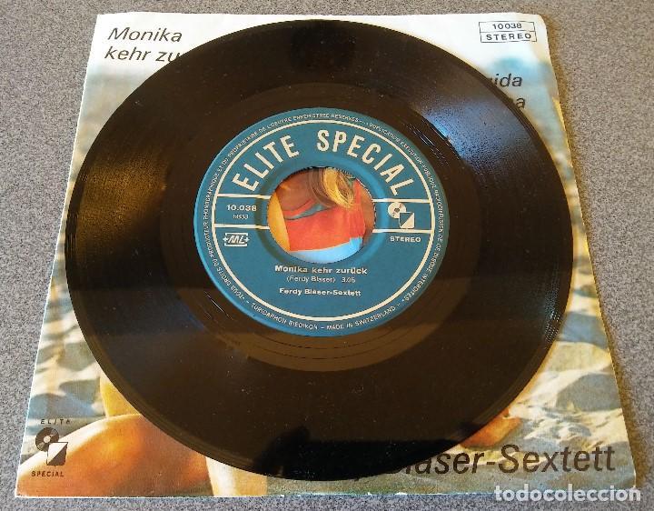 Discos de vinilo: Ferdy Blaser Sextett Monika Kehr Zurück - Foto 2 - 145712990