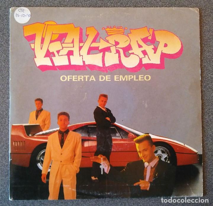 VIAL RAP OFERTA DE EMPLEO (Música - Discos de Vinilo - EPs - Rap / Hip Hop)