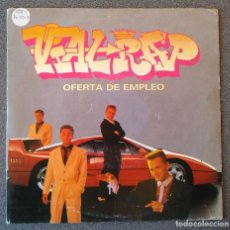 Discos de vinilo: VIAL RAP OFERTA DE EMPLEO. Lote 215511122
