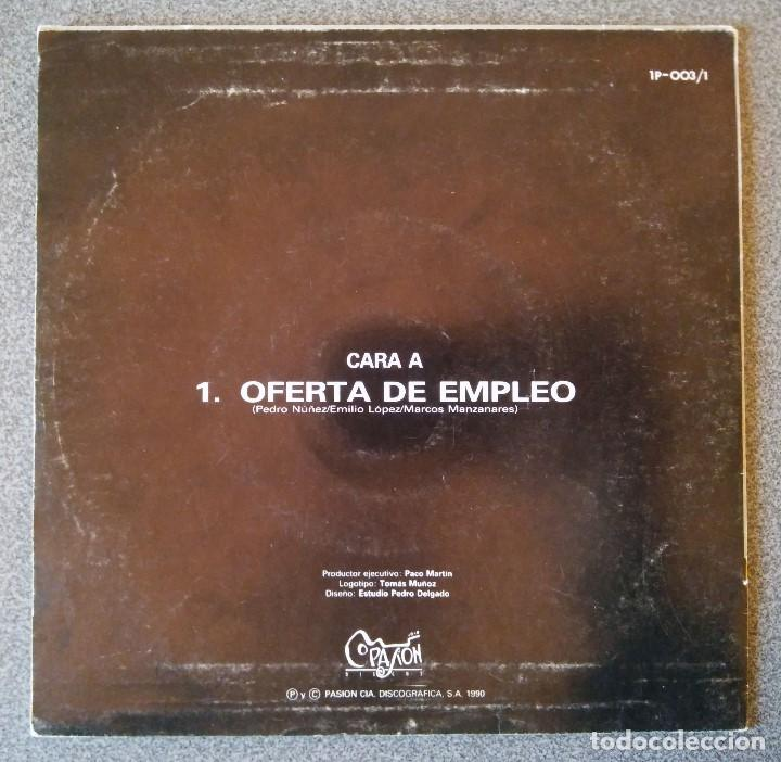Discos de vinilo: Vial Rap Oferta de Empleo - Foto 3 - 145713862