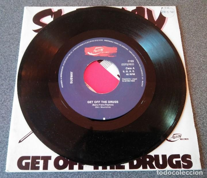 Discos de vinilo: Subway Get Off The Drugs - Foto 2 - 145714694