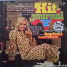 Discos de vinilo: ROY ETZEL SOUND ORCHESTER-HIT-JOURNAL 2, METRONOME-MLP 15.485. Lote 145725850
