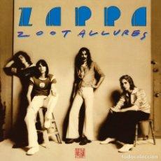 Discos de vinilo: FRANK ZAPPA - ZOOT ALLURES [SPAIN]. Lote 145729518