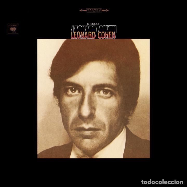 LEONARD COHEN - SONGS OF LEONARD COHEN [REEDICIÓN] [SPAIN] (Música - Discos - LP Vinilo - Cantautores Extranjeros)