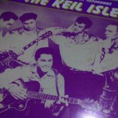 Discos de vinilo: THE KEILS ISLEY ROCKABILLY NUEVA ZELANDA. Lote 145758706