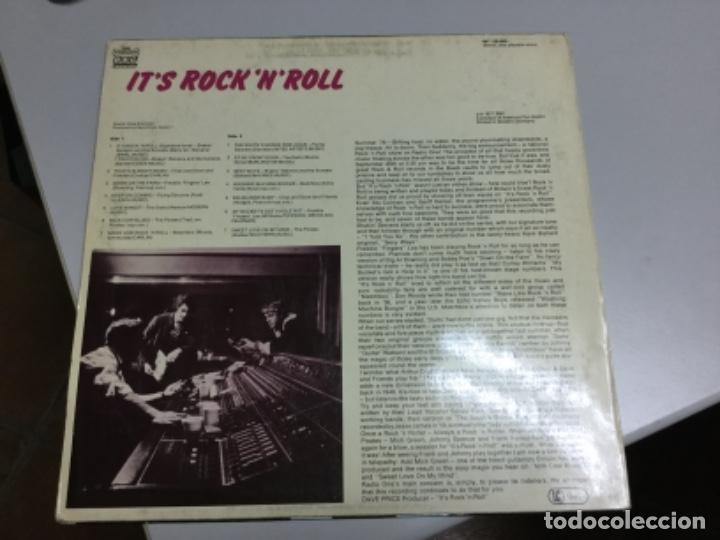 Discos de vinilo: Its rock n roll - original tracks from the radio 1 - Foto 4 - 145769746