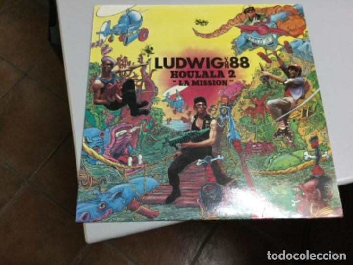 LUDWIG VON 88- HOULALA 2- LA MISSION (Música - Discos - LP Vinilo - Punk - Hard Core)