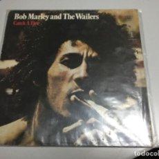 Discos de vinilo: BOB MARLEY - CATCH A FIRE . Lote 145771282