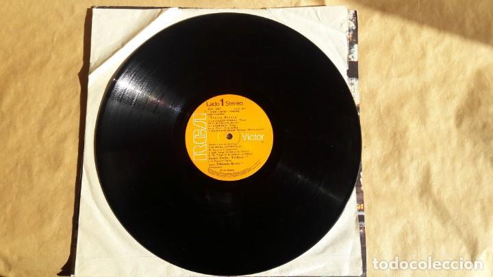Discos de vinilo: Rivero / Troilo - Aníbal Troilo Pichuco Y Su Orquesta Típica - Canta Edmundo Rivero. Tangos. - Foto 5 - 145779962