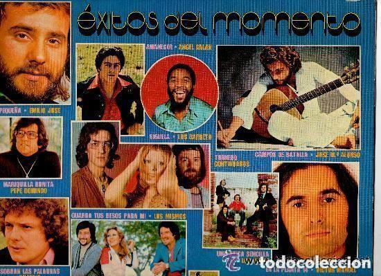 EXITOS DEL MOMENTO - LP BELTER 1976 (Música - Discos - LP Vinilo - Grupos Españoles de los 70 y 80)