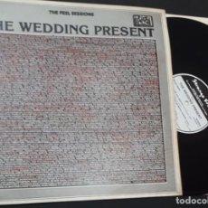 Discos de vinilo: DISCO LP VINILO THE WEDDING PRESENT THE PEEL SESSIONS DE 1986. Lote 145790122