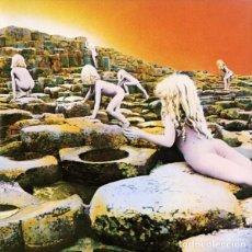 Discos de vinilo: LED ZEPPELIN – HOUSES OF THE HOLY - LP VINYL RE. 1982 SPAIN - GATEFOLD. Lote 145791938