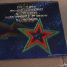 Discos de vinilo: LP NAVIDAD CON STEVIE WONDER, DIANA ROSS ETC, MOVIEPLAY S.A, AÑO 1974. Lote 145812830