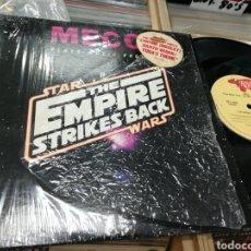 Discos de vinilo: MECO MAXI 10'' STAR WARS THE EMPIRE STRIKES BACK 1980 U.S.A.. Lote 145820050