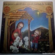 Disques de vinyle: ORFEON INFANTIL DE ESPAÑA - LOS PECES EN EL RIO -. Lote 145848314