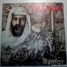 Discos de vinilo: TRIANA - RUMOR -. Lote 145853250