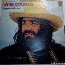 Discos de vinilo: DEMIS ROUSSOS - FOREVER AND EVER -. Lote 145854038