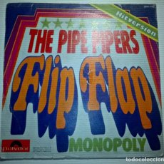 Discos de vinilo: THE PIPE PIPERS - FLIP FLAP -. Lote 145855322