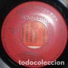Discos de vinilo: RENE LEGRAIN Y ORQUESTA - MÚSICA SELECTA (DISCO SORPRESA FUNDADOR,10.072 7'', EP 1965). Lote 145857666