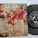 Discos de vinilo: LOS XEY - EP SPAIN PS - EX * SEISCIENTOS EN PORTADA * RARO DE ENCONTRAR EN ESTA CONDICIÓN - AÑO 1958. Lote 145858902