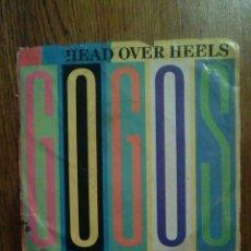 Discos de vinilo: GOGOS - HEAD OVER HEELS, 1984. USA.. Lote 145864602