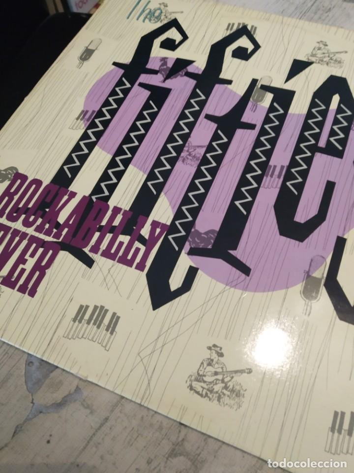 ROCKABILLY FEVER (Música - Discos - LP Vinilo - Rock & Roll)