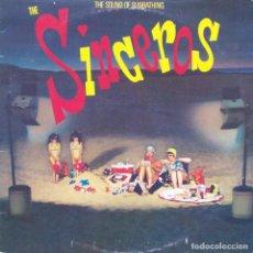 Discos de vinilo: THE SINCEROS - THE SOUND OF SUNBATHING - LP 1979 - POWER POP BRITANICO THE RECORDS-THE RUMOUR. Lote 145877630