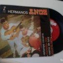 Discos de vinilo: EP (VINILO) DE HERMANOS AÑOZ AÑOS 60. Lote 145885318