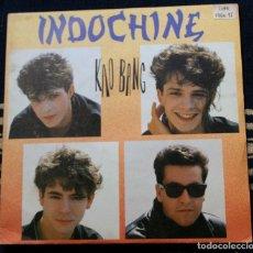 Discos de vinilo: INDOCHINE-KAO BANG- OKINAWA-ARIOLA-BCN-AÑO 1984. Lote 145914394