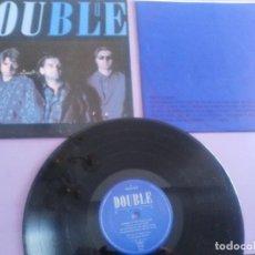 Discos de vinilo: GENIAL LP ORIGINAL AÑO 1985. DOUBLE. BLUE. SELLO POLYDOR POLR 2010. MADE IN CANADA. + ENCARTE.. Lote 145920626