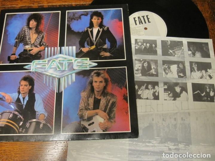 FATE `FATE´ (Música - Discos - LP Vinilo - Heavy - Metal)