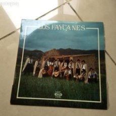 Discos de vinilo: LOS FAYCANES . Lote 145861794