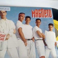 Disques de vinyle: SINGLE (VINILO)-PROMOCION- DE MAGNETO AÑOS 90. Lote 158159878