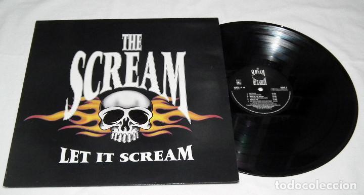 Discos de vinilo: LP THE SCREAM - LET IT SCREAM - Foto 3 - 145957398