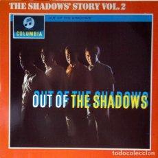 Discos de vinilo: THE SHADOWS – THE SHADOWS STORY VOL. 2 LP, ALBUM, REISSUE, STEREO ROCK INSTRUMENTAL. Lote 145961030