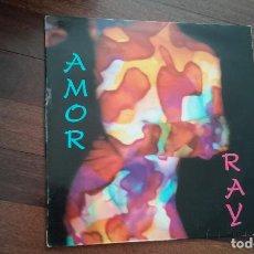 Discos de vinilo: RAY-AMOR.MAXI. Lote 145969610