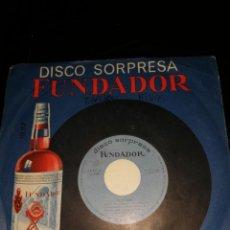 Discos de vinilo: DISCO SORPRESA FUNDADOR. ENRIQUE RIVAS Y SU CONJUNTO VENEZOLANO. Lote 145998094