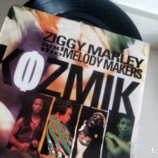 Discos de vinilo: SINGLE (VINILO) DE ZIGGY MARLEY AND THE MELODY MAKERS AÑOS 90. Lote 146013870
