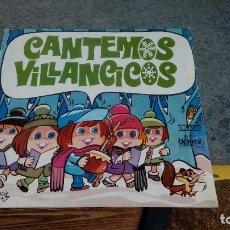 Discos de vinilo: DISCO DE VINILO CANTEMOS VILLANCICOS 1971 UNIVERSAL . Lote 146030518