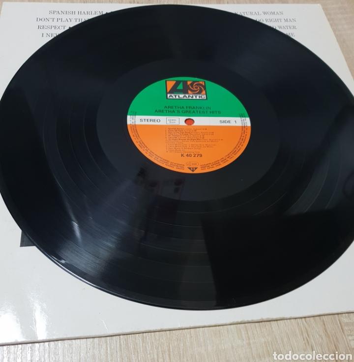 Discos de vinilo: Areta Franklin - Foto 3 - 146040306