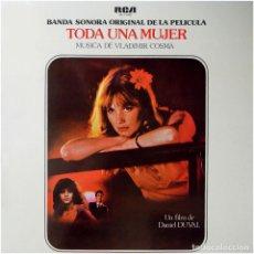 Discos de vinilo: VLADIMIR COSMA – TODA UNA MUJER (LA DÉROBADE) - LP SPAIN 1980 - RCA VICTOR SPL1-7207. Lote 146042258