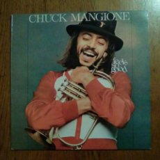 Discos de vinilo: CHUCK MANGIONE - FEELS SO GOOD, A&M RECORDS, 1985. SPAIN.. Lote 146043941