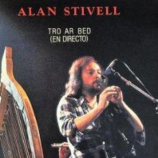 Discos de vinilo: ALAN STIVELL ?– TRO AR BED (EN DIRECTO) SELLO: GUIMBARDA ?– GS-11035 FORMATO: VINYL, LP, ALBUM . Lote 138934182