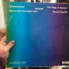 Discos de vinilo: LP BATTLESTATIONS. Lote 146092214