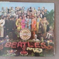 Discos de vinilo: PACK VINILOS THE BEATLES - CANCIONES DE AMOR, SARGENT PEPPERS Y THE BEATLES AT HOLLYWOOD BOWL. Lote 146097042